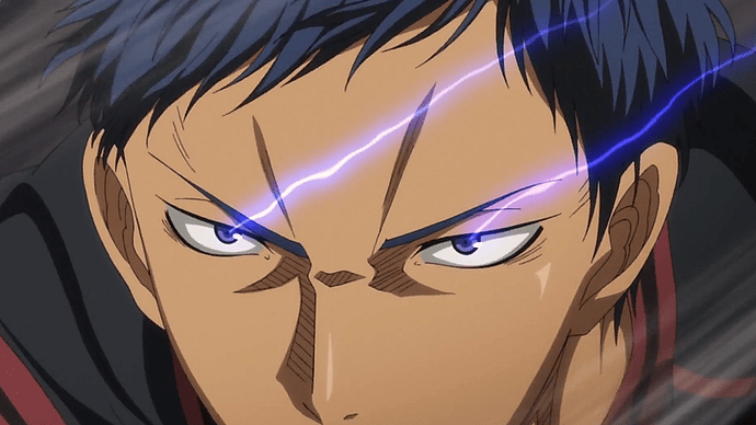 Aomine_in_zone_Anime