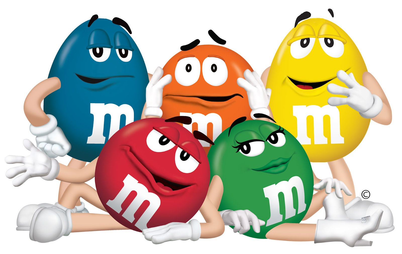 mm-candy-characters