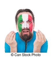 italian-fan-is-disappointed-and-sadly-isolated-on-white-stock-photo_csp37559928