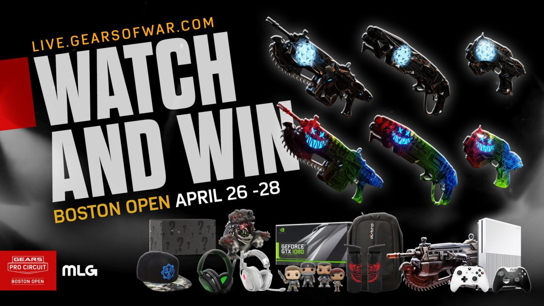 What's Up – April 25th 2019 | Gears of War - Official Site