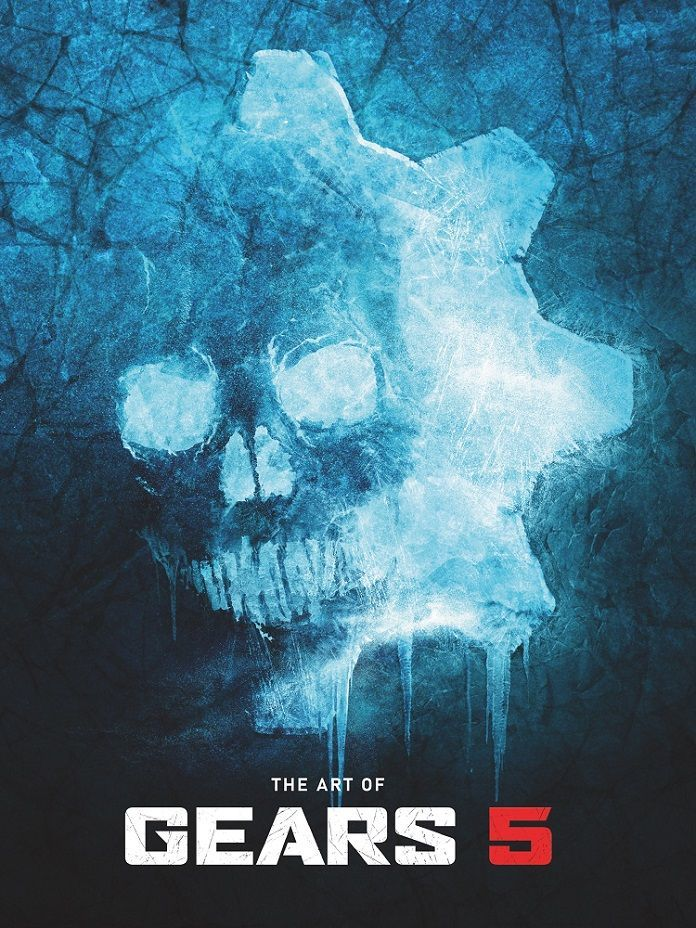 The Art of Gears 5. A Blue Ice Omen.