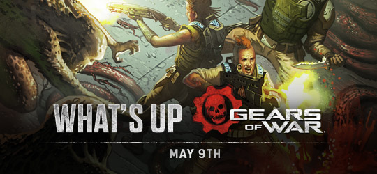 What's Up – May 9th 2019