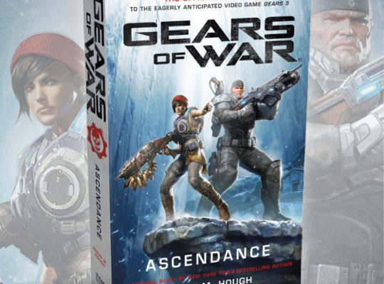 Gears of War: Ascendance Novel