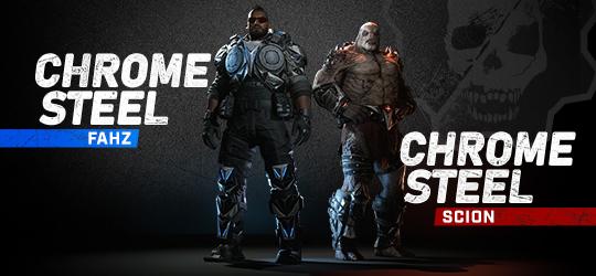Gears 5 Esports Supporter DLC