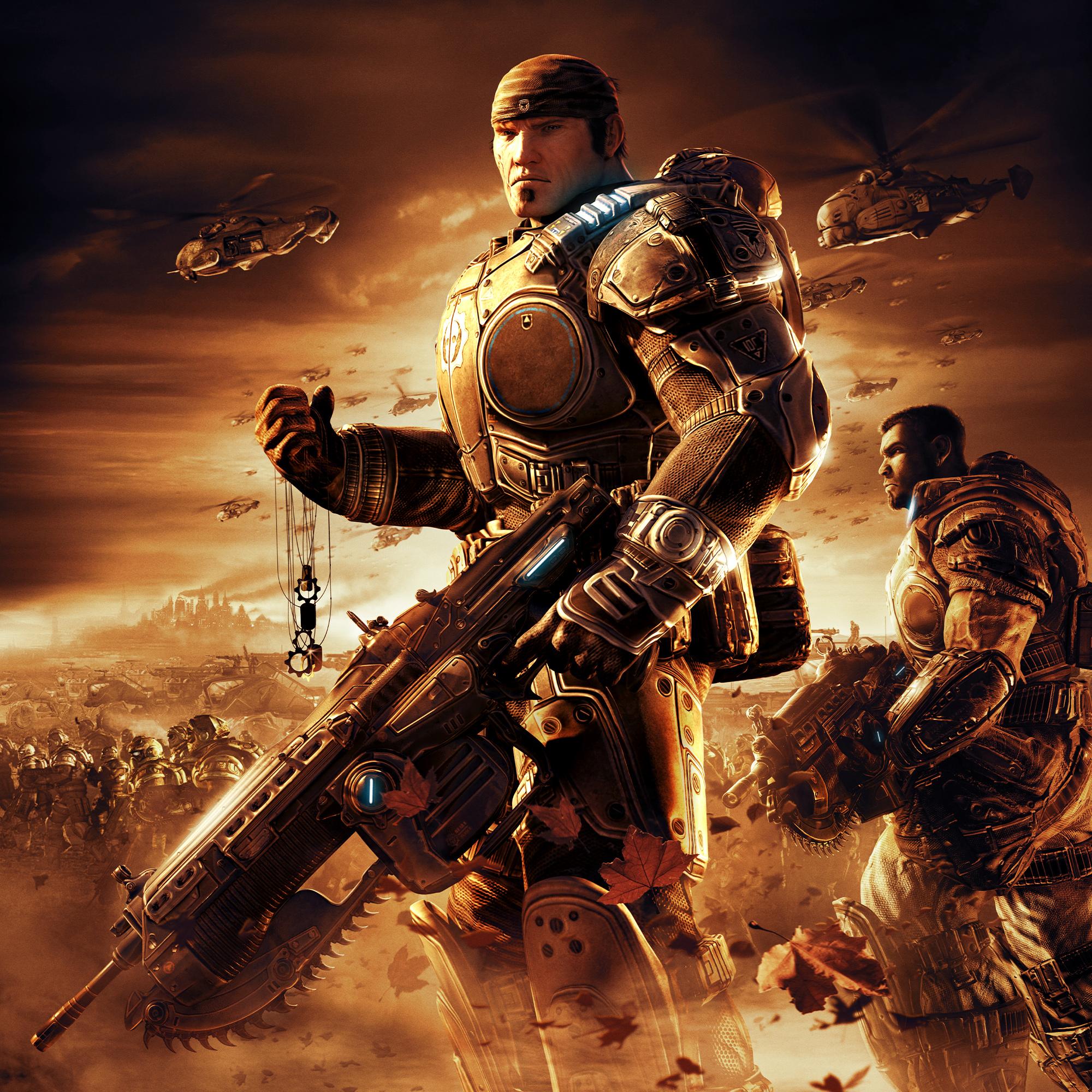 gears of war 2 lent
